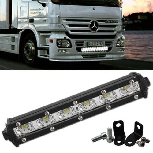 18W LED Work Spot Light Bar Lamp Driving Fog Offroad Spotlight SUV Car Truck