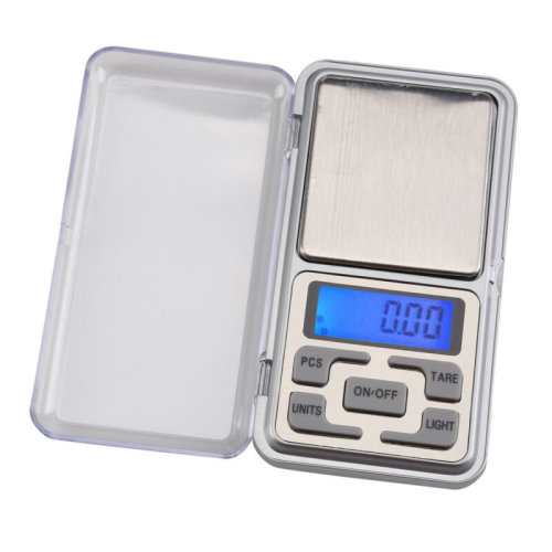 0.01-200g Pocket Digital Scale Jewellery Gold Weighing Mini LCD Electronic Scale