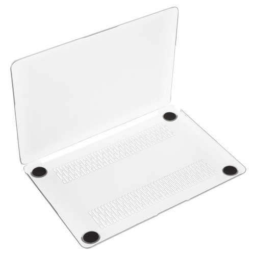 Hardshell Hard Case Protective Clear Cover for Apple MacBook 12-inch