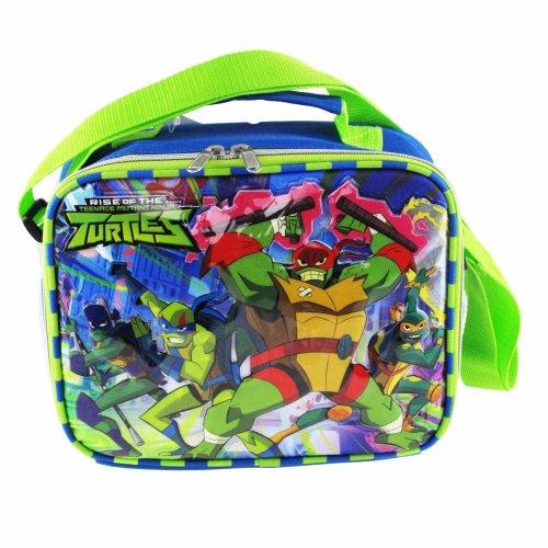 Lunch Bag - Teenage Mutant Ninja Turtles - Rise of the TMNT New 008772