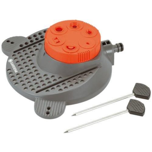 GARDENA 6-Pattern Sprinkler Classic Boogie 100 m² 2073-20