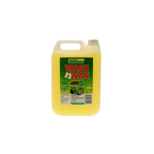 Wash & Wax - 5 Litre