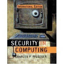 Security in Computing: International Edition (Prentice Hall International Editions)