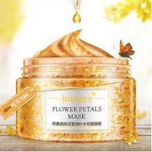 Images Flower Petals Sleeping Mask