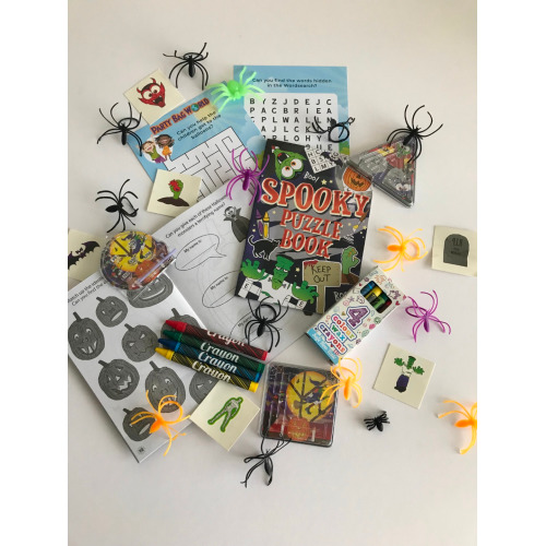 2 x Halloween Activity Pack