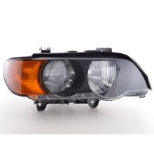 Spare parts headlight right BMW X5 (type E53) Year 99-03