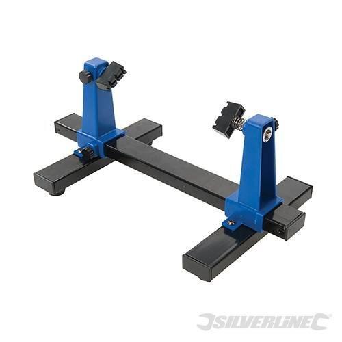5pc Universal Clamping Kit -  universal clamping kit 360 silverline 511032 5pce board soldering