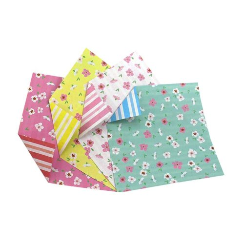 15x15 cm - DIY Origami Craft Folding Papers - 40 Pieces