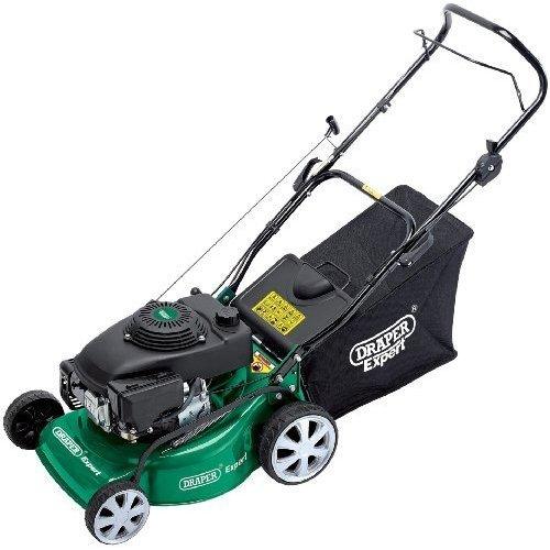 Draper 08401 400mm 4-horsepower Petrol Mower - Expert 135cc 4hp Lawn -  draper petrol mower expert 400mm 08401 135cc 4hp lawn