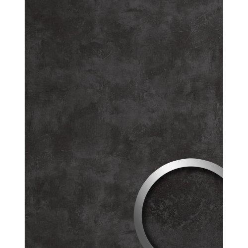 WallFace 19798 Antigrav CEMENT Dark Design panelling stone look matt anthracite