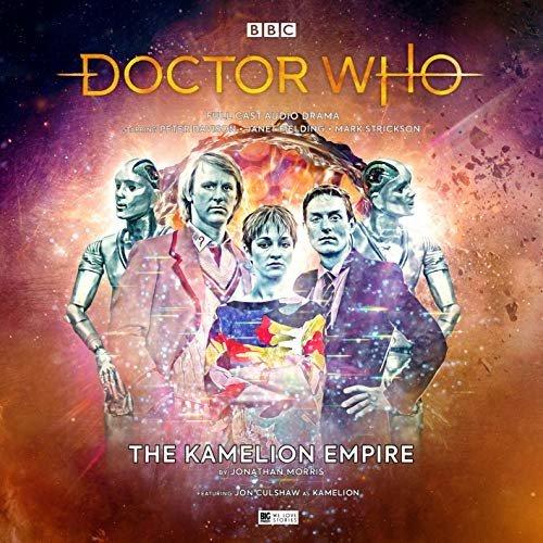 Doctor Who Main Range #249 - The Kamelion Empire