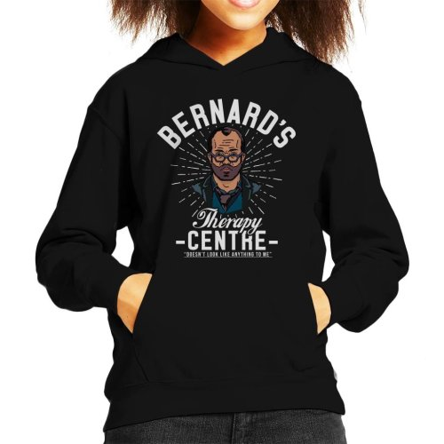 Bernards Therapy Centre Westworld Kid's Hooded Sweatshirt