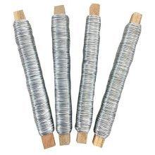 Playbox - Wire 4 Pcs 0.5mm x 50m, Steel - Pbx2470583 05mm 50m -  pbx2470583 playbox steel wire pcs 05mm 50m
