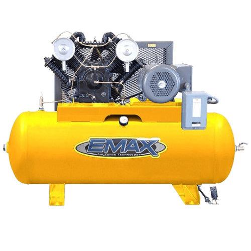 Emax 2 Hp 100 Ltr Garage Air Compressor