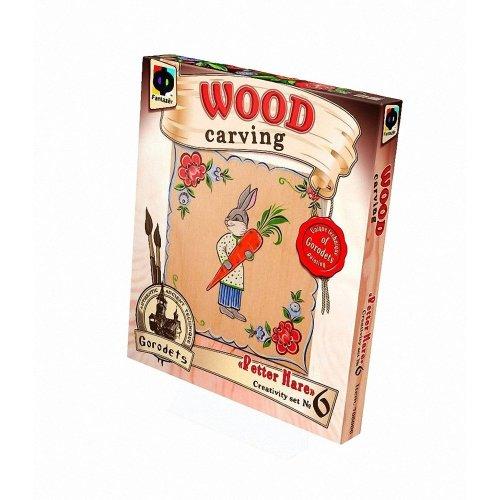Elf706006 - Fantazer - Wood Carving - Petter Hare