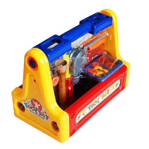 Educational Toys Pretend & Play Toys Durable Children Repair Kit Tool Set