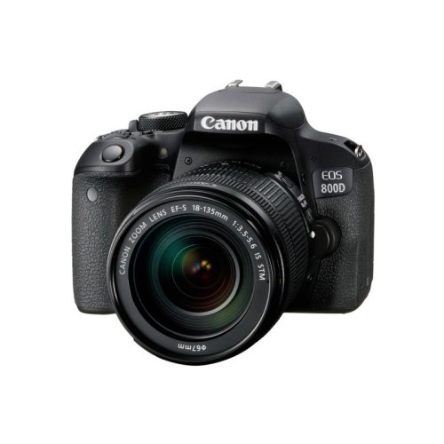 CANON EOS 800D KIT EF-S 18-135mm F3.5-5.6 IS STM