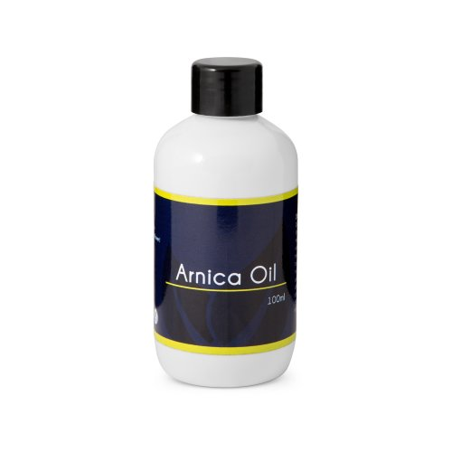 Arnica Oil (Arnica montana) 100ml,  bruises, spasms, pulled muscles