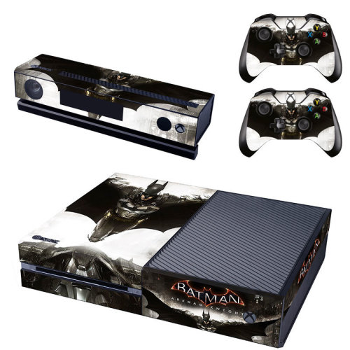 Pad Without Return The Joker Xbox One Console Skin 2 X Controller Stickers Decal Faceplate