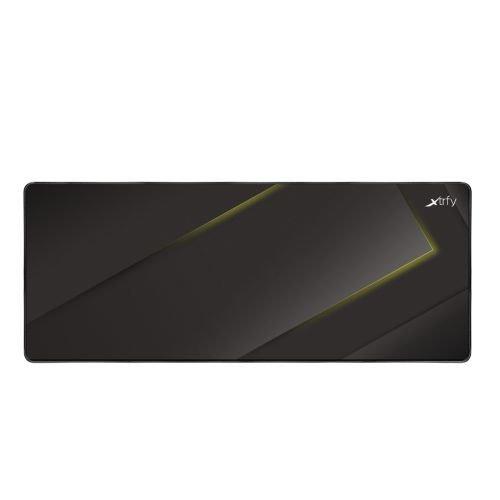 Xtrfy Gp1 XL Surface Gaming Mouse Pad Black & Yellow Cloth Surface Washable XG-GP1-XL