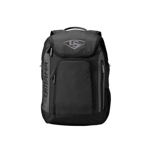 Louisville Slugger 1113651 Omaha Stick Baseball Backpack, Black