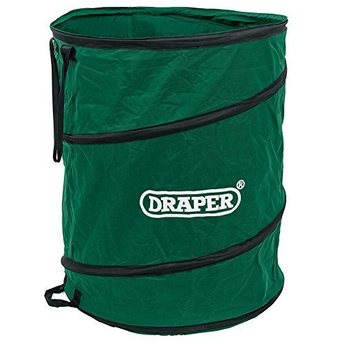 Pop Up Tidy Bag 175ltr - Draper General Purpose 560 x 720mm 34041 -  draper general purpose tidy bag pop up 560 x 720mm 34041
