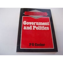 Government and Politics (Essential topics for examinations)