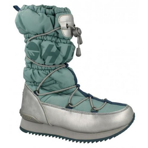 Hi-Tec New Moon Womens/Ladies Waterproof Outdoor Snow Boots