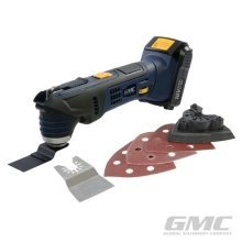 GMC 18V Oscillating Multi-Tool