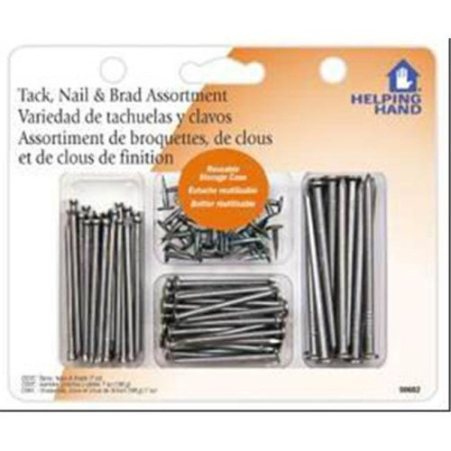 FAUCET QUEEN 50602 Tack Nail Brads Case of 3