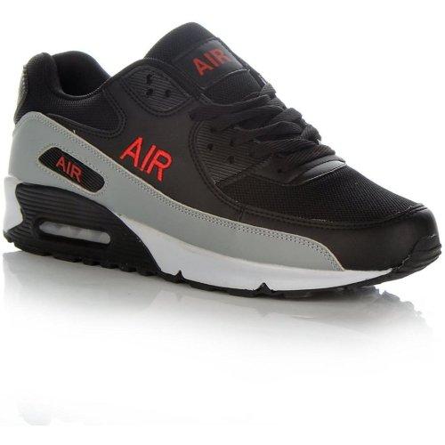 Mens Air Shock Absorbing Running Walking Trainers