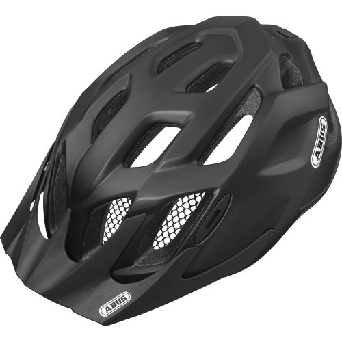 ABUS MountX Children's Cycling Helmet - Black, M