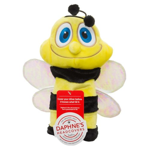 Daphnes Bee Hybrid Rescue Golf Headcover
