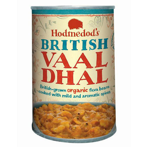 Hodmedods  British Vaal Dhal - Can 400g