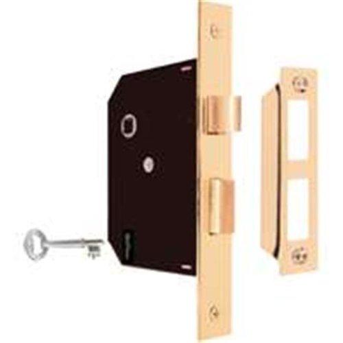 E2294 Mortise Lock Assembly Keyed, Brass