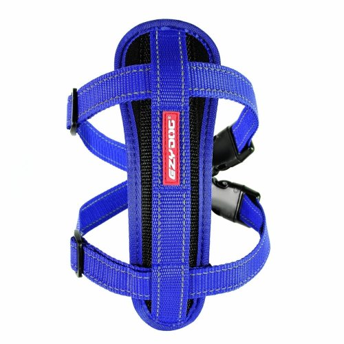 EZY-DOG CHESTPLATE HARNESS (BLUE)