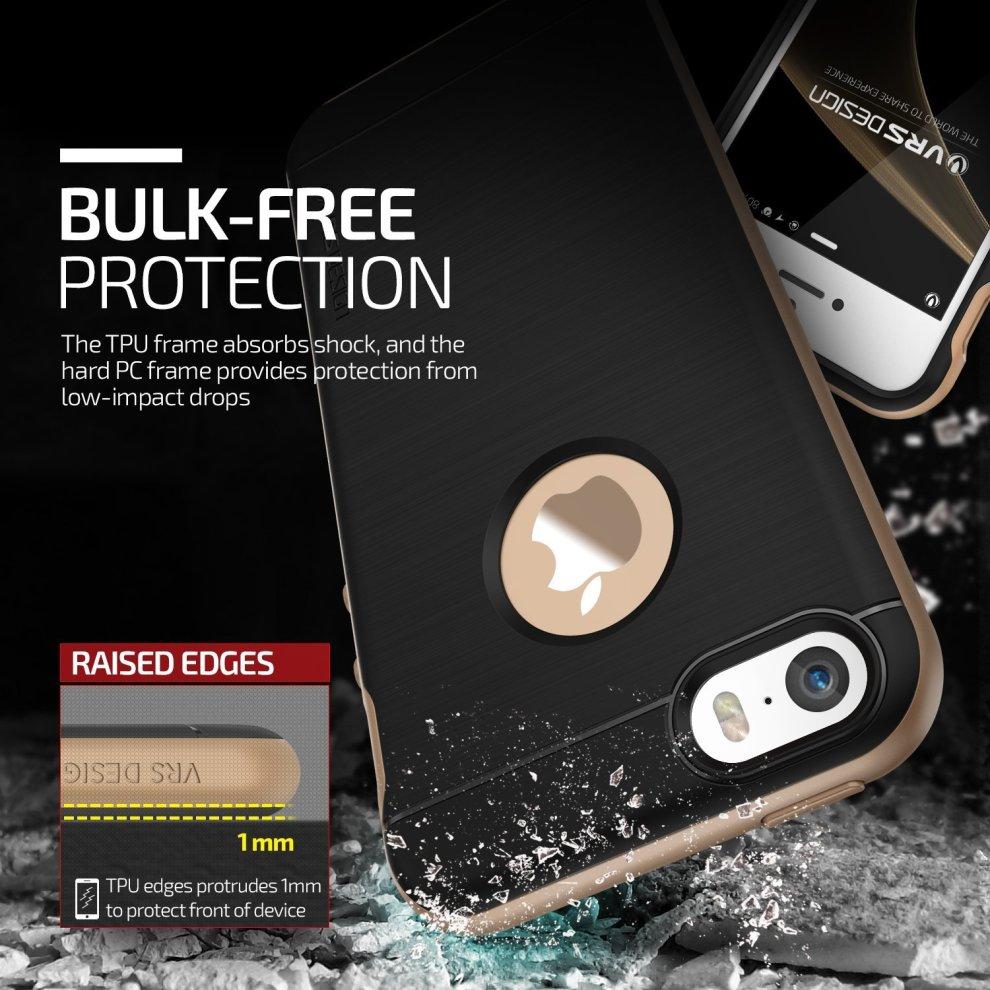 official photos 68696 69f51 iPhone SE Case / iPhone 5S Case / iPhone 5 Case VRS Design ...