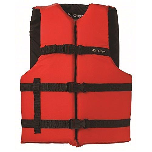 Onyx General Purpose Vests - Adult, Red/Navy