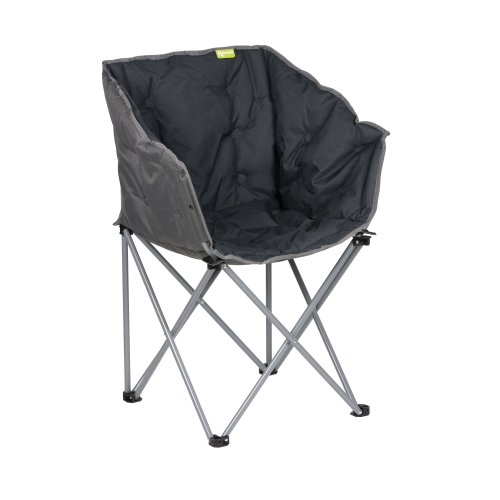 Kampa Tub Chair Charcoal