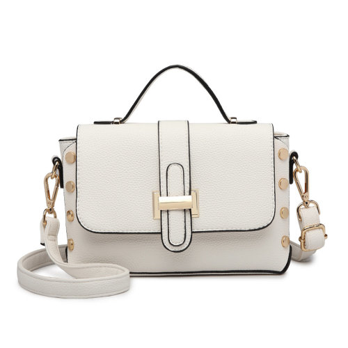 Miss Lulu Women Small Crossbody Shoulder Bag Handbag White on OnBuy a6fd6754985b5