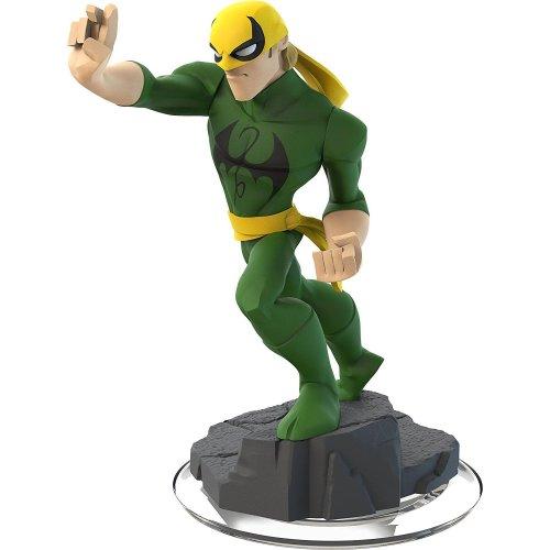 Disney Infinity Marvel Iron Fist Figure Xbox PS3 PS4 WII