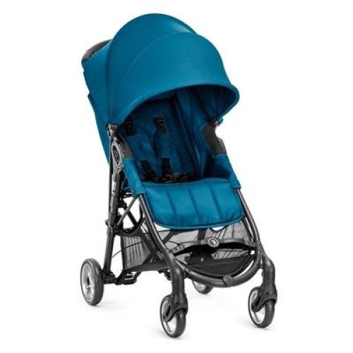 Baby Jogger City Mini Zip Stroller - Single, Teal