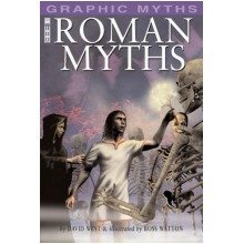 Roman Myths (graphic Myths) (graphic Myths)
