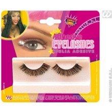 Widmann S.r.l. - Blackeyelashes -  black eyelashes long fake carnival