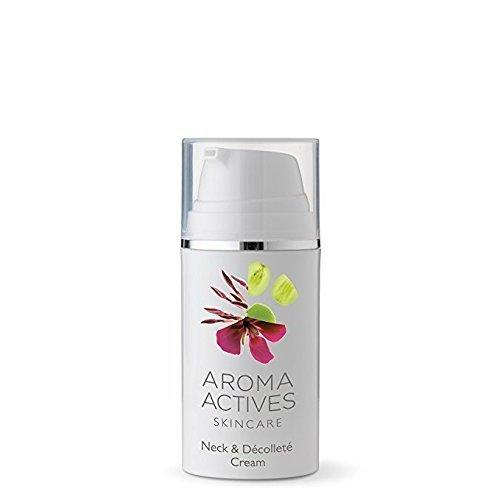 Aroma Actives Neck Decollete Cream 2 7 Fluid Ounce