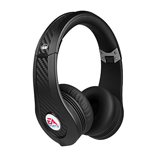 Monster EA SPORTS MVP Carbon On Ear Headphones Black