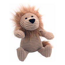 Dog Life Roary the Lion Plush Dog Toy with Squeaker