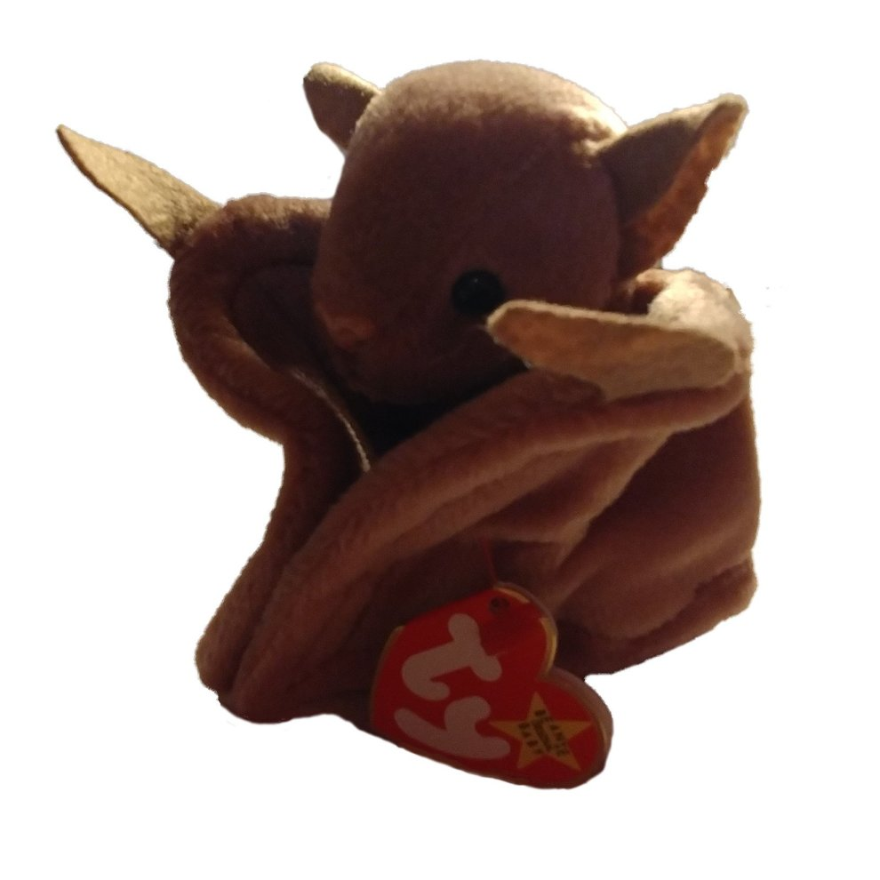 ... TY Batty Brown the Bat Beanie Baby - 1 ... 3b9ae6c6b