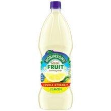 Lemon Squash - 1.75 Litre