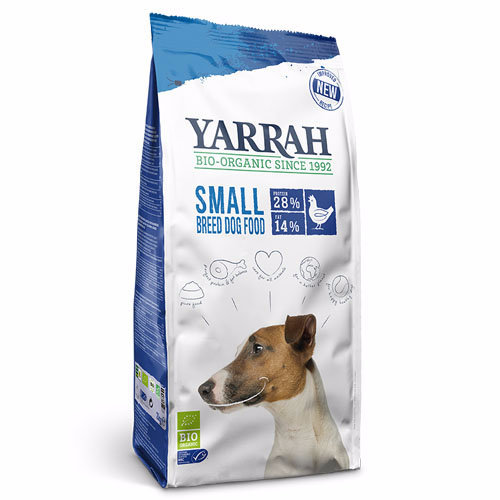 Yarrah  Adult Small Breed Dog Food - Chicken 2kg